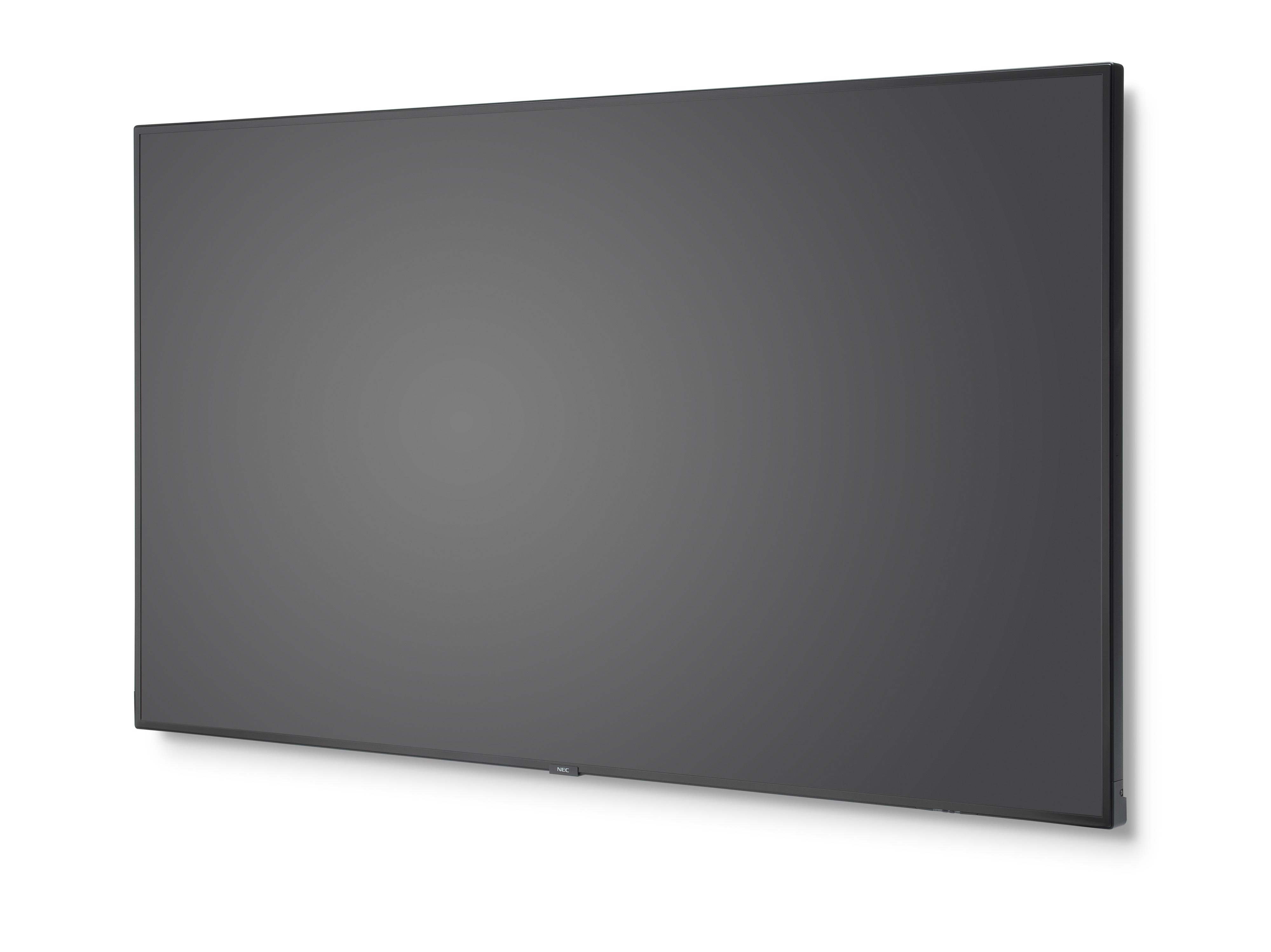 Large Format Display MultiSync V864Q von NEC